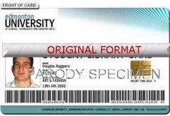STUDENTlibrary card novelty design, software design novelty library new identity card design