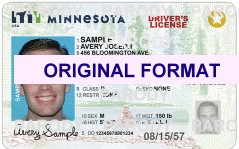 MINNESOTA FAKE DRIVERS LICENSE  FAKE MINNESOTA SCANNABLE DRIVING LICENSE WITH HOLOGRAM